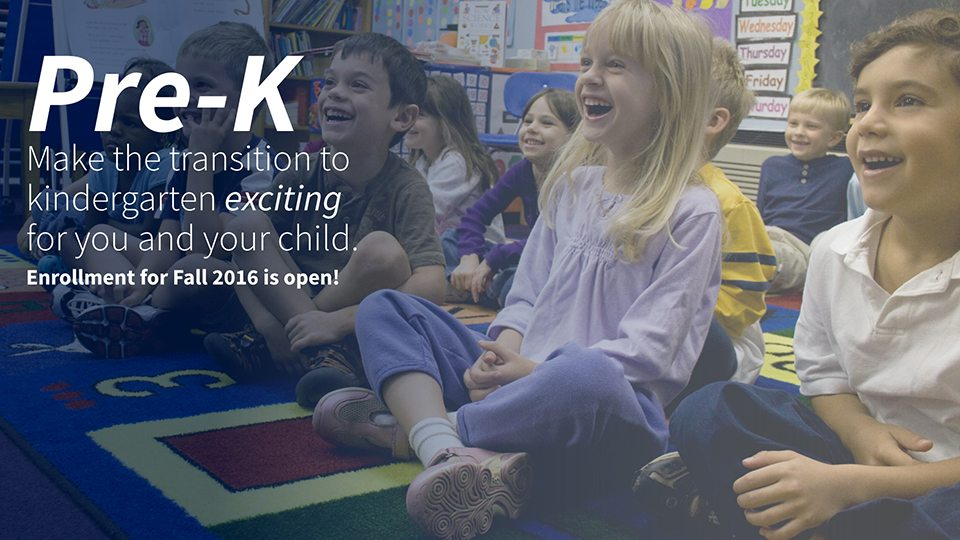 prek open enrollment